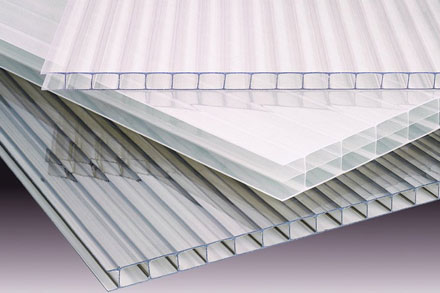 Multiwall Polycarbonate Plastic Type