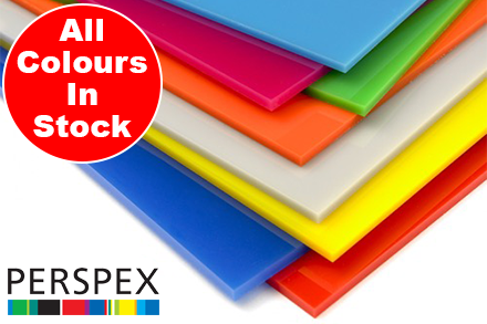Colour Perspex Sheet