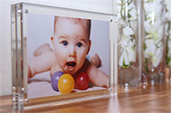 Your Photos on Acrylic