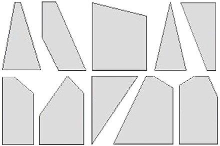 Plastic Shape Cut to Size