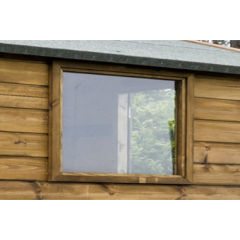 Shed Windows Cut to Size